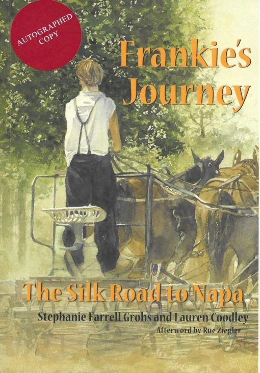 Cover image for Frankie's Journey